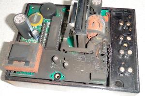 repairing vintage postage meters