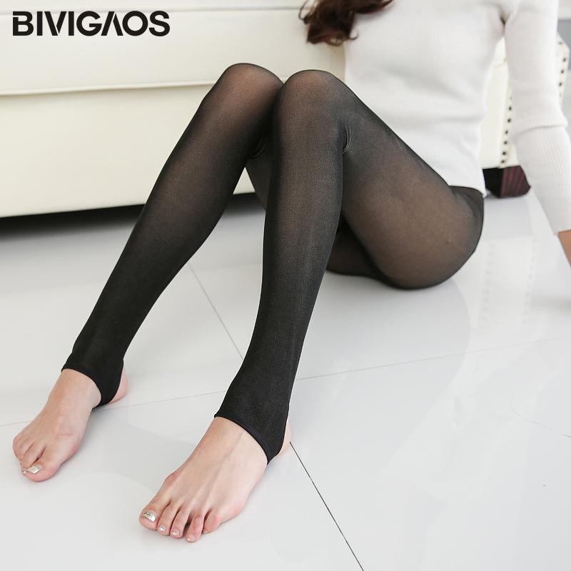 and feet leggings