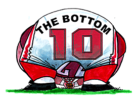college ten football bottom