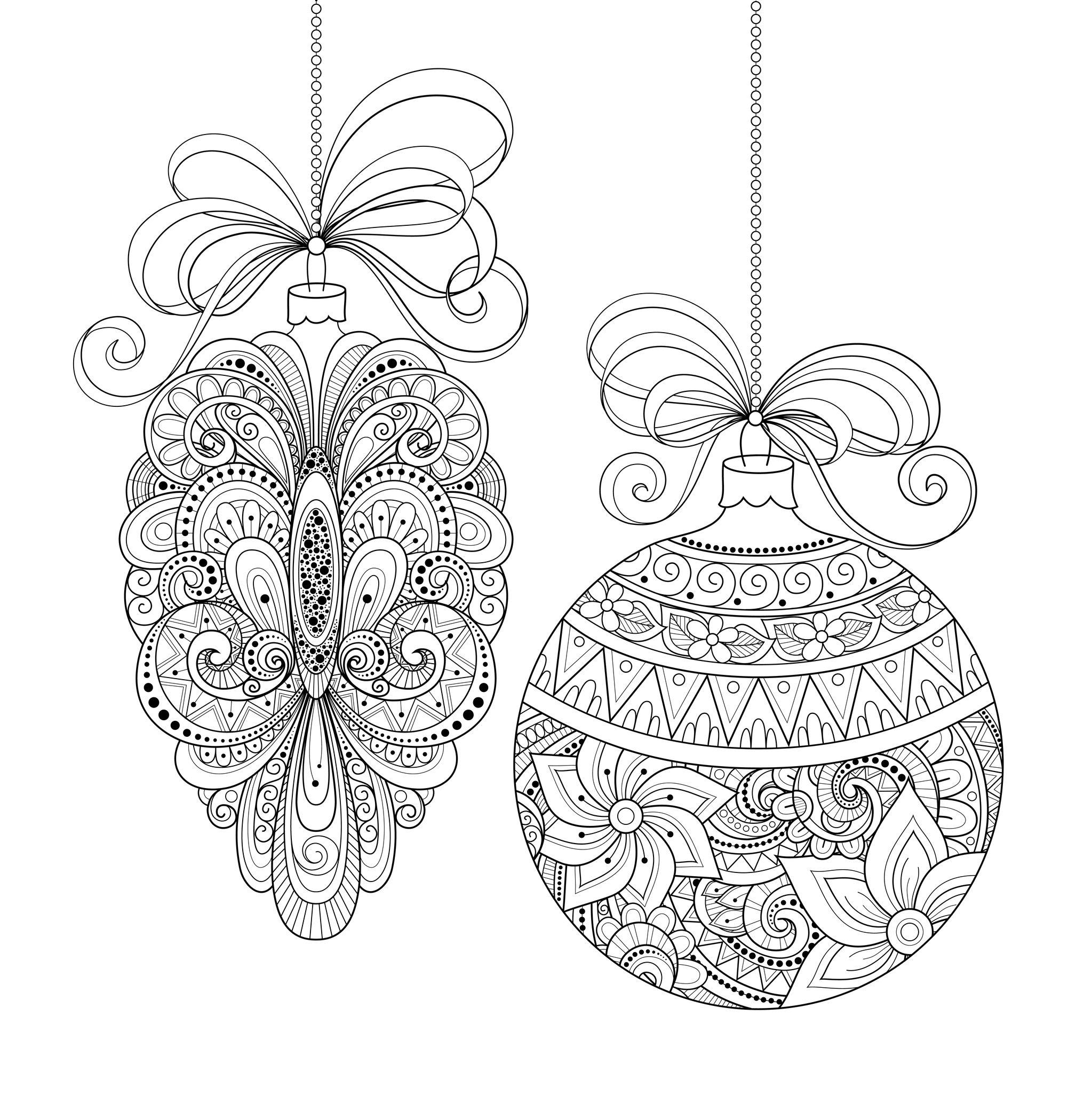 christmas ornament adult