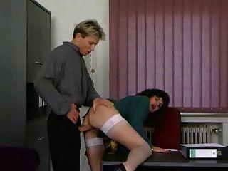 mature gets fucked secretary