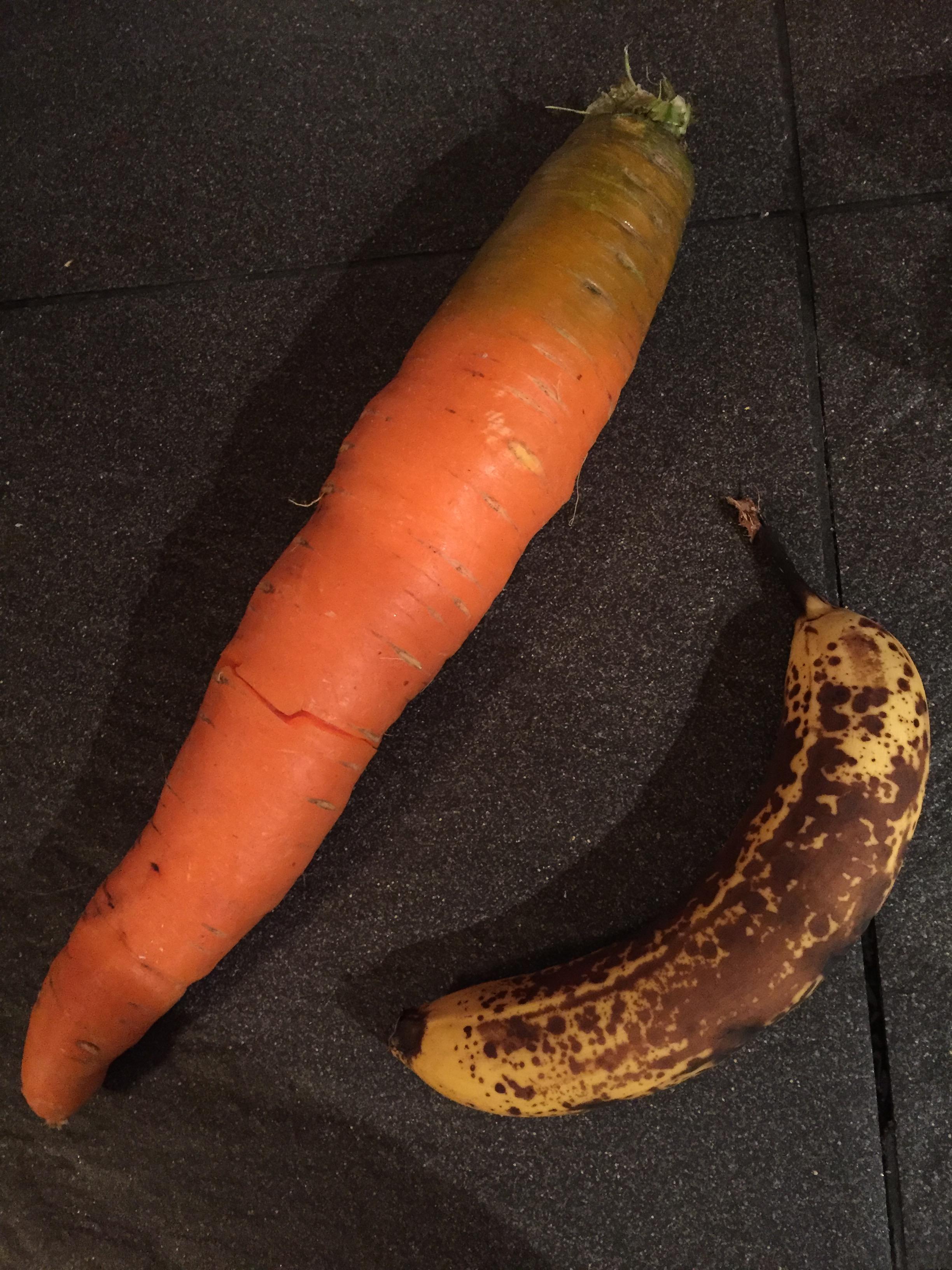ass in carrot her