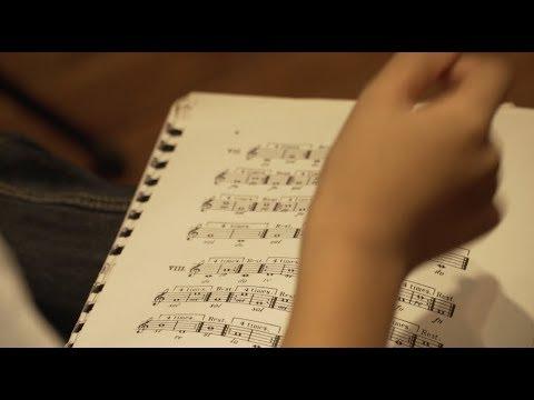 asian sheet music phillipene
